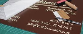 Schilder / Außenwerbung / Banner