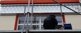Leuchtkasten LED / Schilder / Außenwerbung / Banner